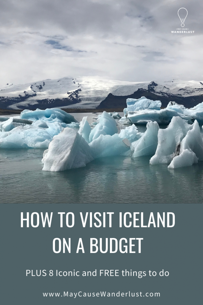 10 tips for visiting Iceland on a budget plus 8 iconic and free things to do.