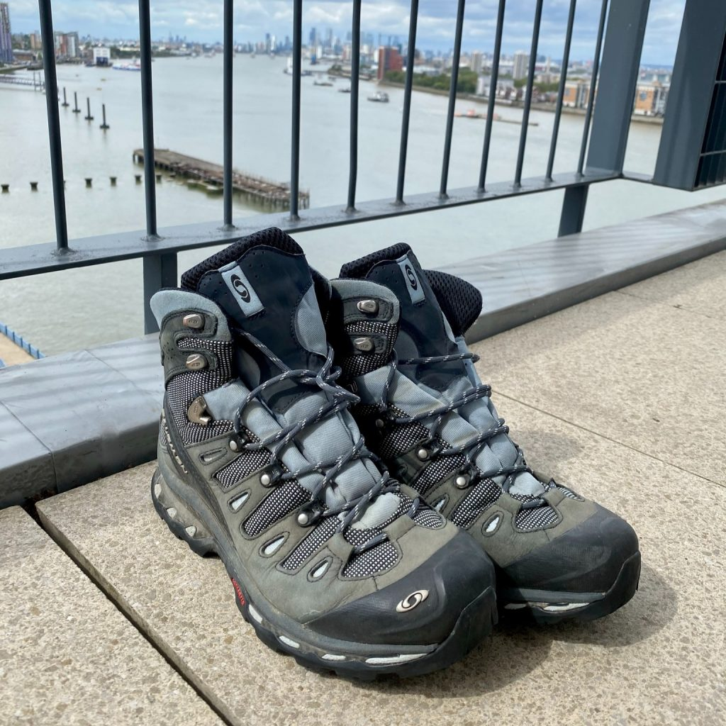 Hiking boots suitable for the inca trail to machu picchi