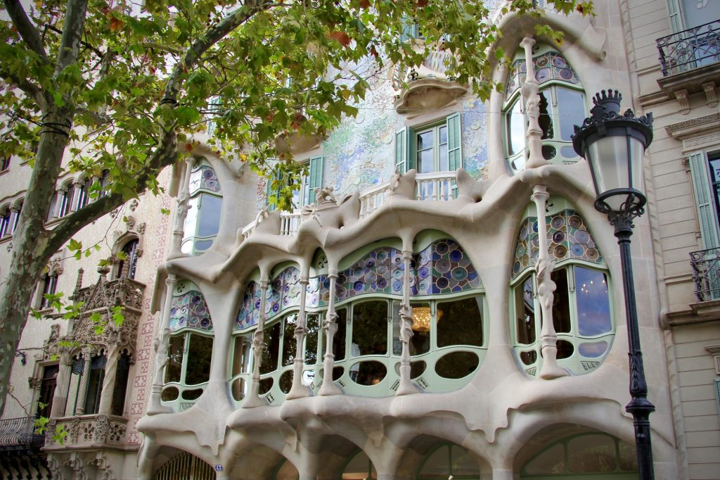 Things to do in Barcelona - Casa Batllo