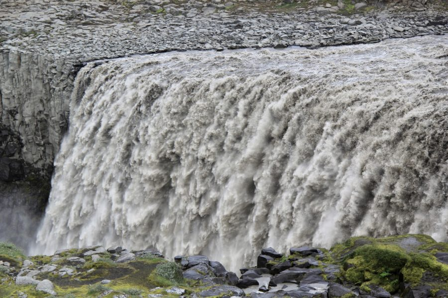 Dettifoss waterfall, one of the top things to do in North Iceland