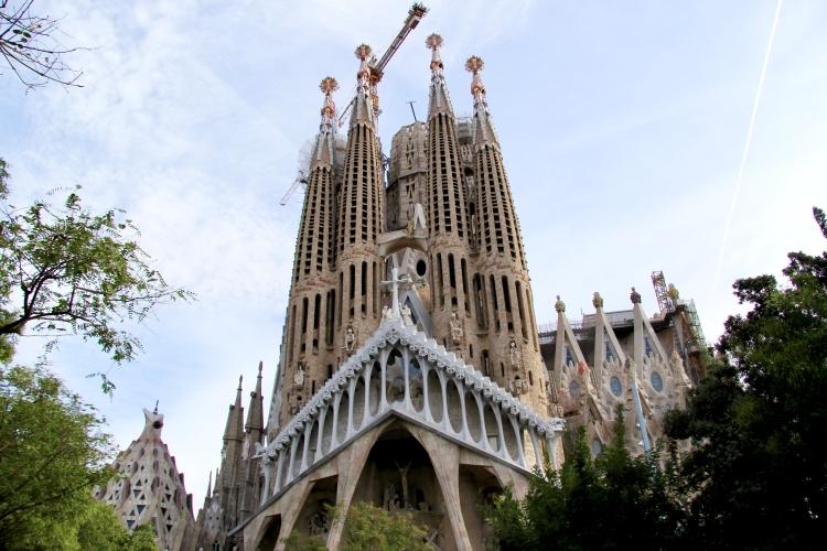 Basílica de la Sagrada Família - one of the top things to do in Barcelona